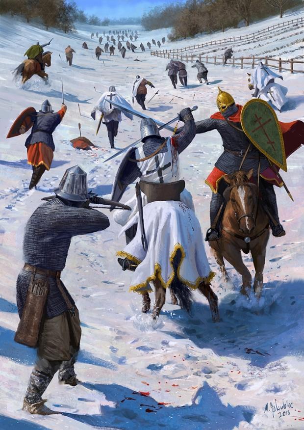 (c) Milek Jakubiec/Medieval Warfare Magazine
